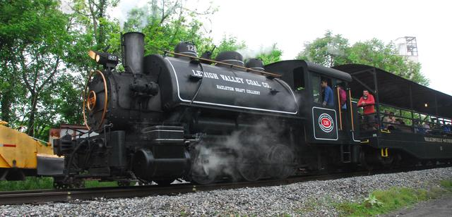 Lehigh Valley Coal Co 126 at Walkersville