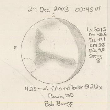 Mars on 2003/12/24